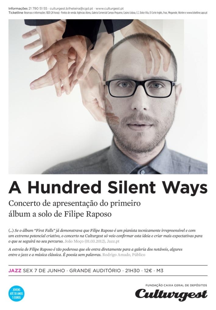 Filipe Raposo - A Hundred Silent Ways